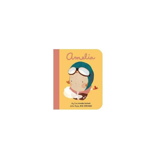 Amelia Earhart Board Book