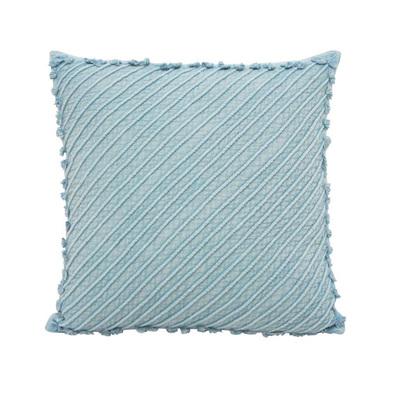 Amisha Cushion W Dori Detail - Chambray 45x45cm