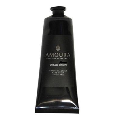Amoura Ebony Hand Cream - Spiced Opium