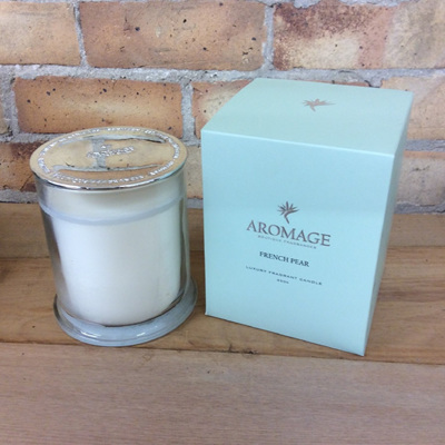 Amoura Fragrant Candle - French Pear (L)