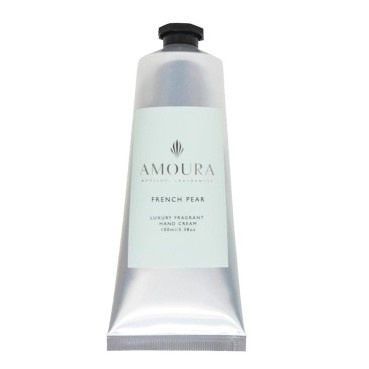 Amoura French Pear Luxury Hand Cream
