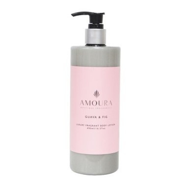 Amoura Guava & Fig Luxury Body Lotion - 490ml