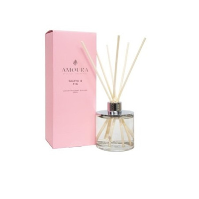 Amoura Guava & Fig Luxury Diffuser