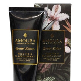 Amoura Hand Cream Wild Fig & Blackcurrant