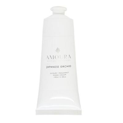 Amoura Ivory Hand Cream - Japanese Orchid