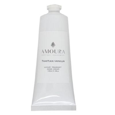 Amoura Ivory Hand Cream - Tahitian Vanilla