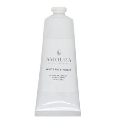 Amoura Ivory Hand Cream - White Fig & Violet