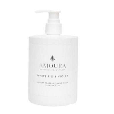 Amoura Ivory Handwash - White Fig & Violet