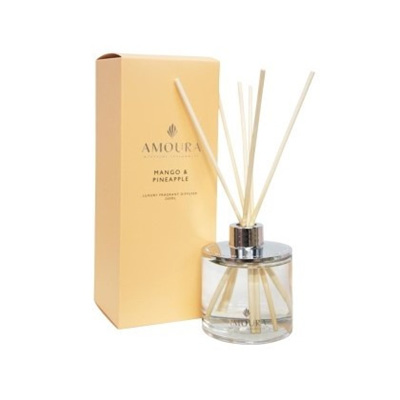Amoura Luxury Diffuser - Mango & Pineapple