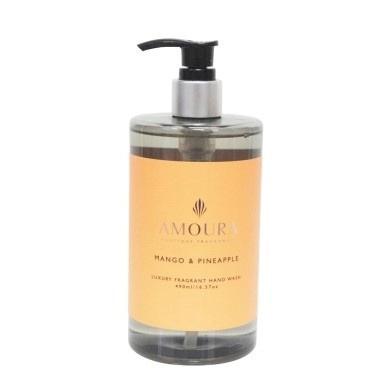 Amoura Mango & Pineapple Luxury Hand Wash - 490ml