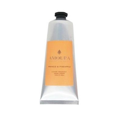 Amoura Pineapple & Mango Hand Cream - 100ml
