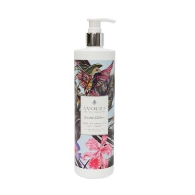 Amoura Tahitian Vanilla & Coconut Luxury Body Lotion - 490ml
