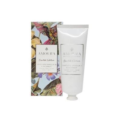 Amoura Tahitian Vanilla & Coconut Luxury Hand Cream