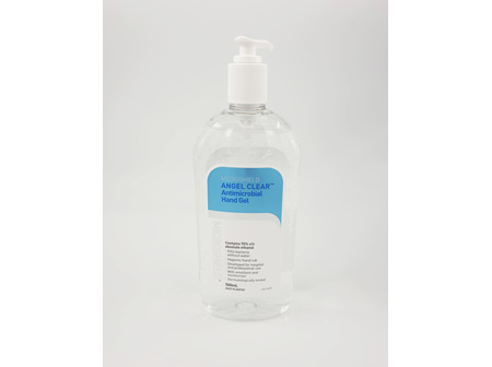 Angel Clear Antimicrobial Hand Gel
