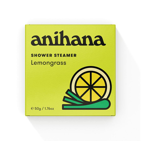 anihana Sh/Steam Lemongrass 50g