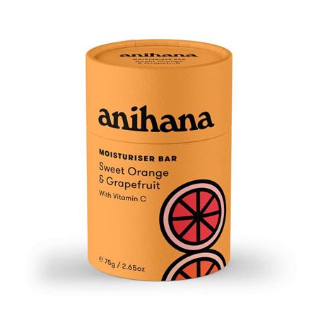 anihana Solid Moist Orn&Grapefr 75g