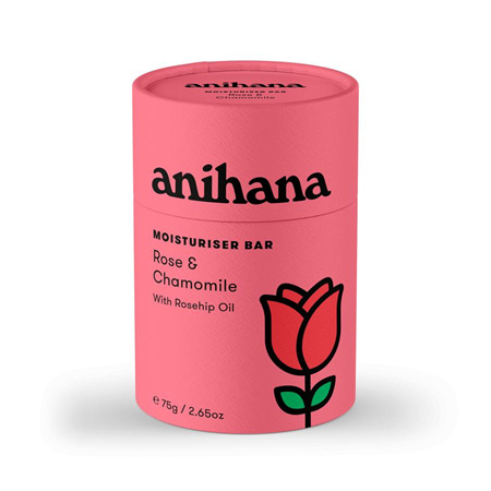 anihana Solid Moist Rose &Cham. 75g