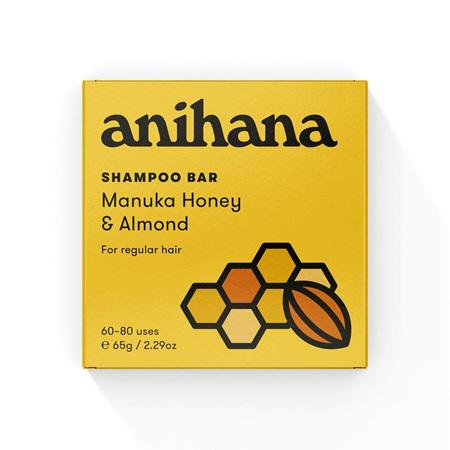 anihana Spoo Manuka Hon &Almond 65g