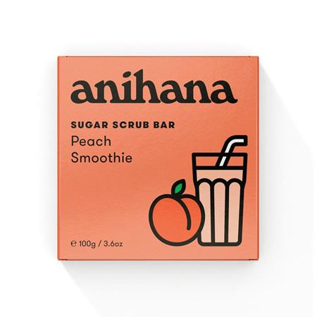 anihana Sugar Scrub PeachSmth 100g