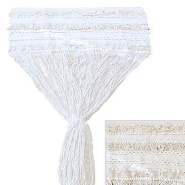 Anjali Tapestry Curtain -Natural