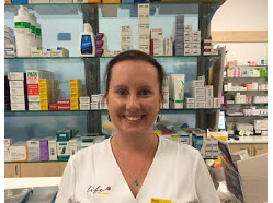 Anna McCarthy (Dispensary Manager)
