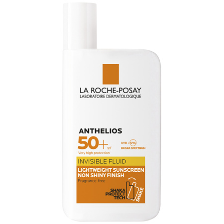 Anthelios Invisible Fluid Facial Sunscreen SPF 50+