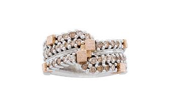 ANTIPODES DIAMOND RING