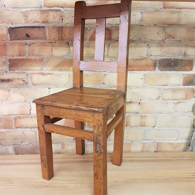 Antique Childs Chair
