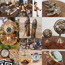 Antique & Nautical Decor