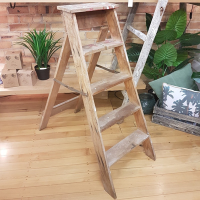 Antique Painters Step Ladder