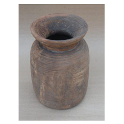 Antique Pot - Natural