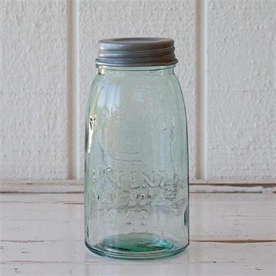 Antique Reproduction Mason Jar 1000ml