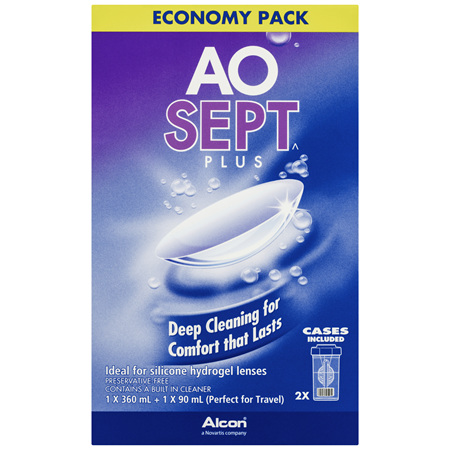 AOSEPT PLUS Economy Pack
