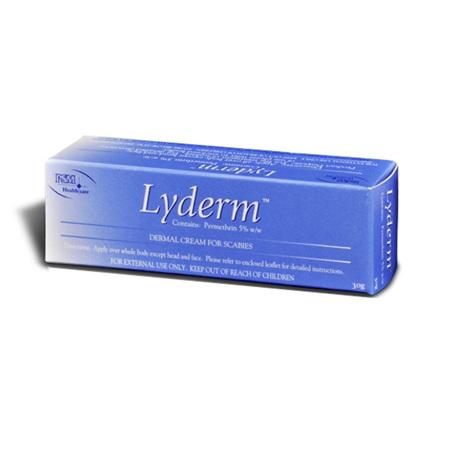 API Lyderm Cream 30g
