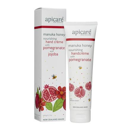 APICARE Pomegranate Nourishing Hand Creme 90g