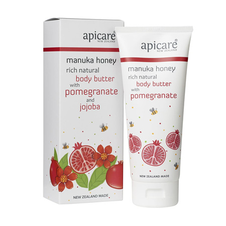 APICARE Pomegranate Rich Natural Body Butter 200g