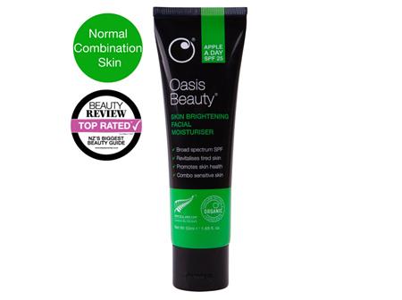 Apple A Day Skin Brightening Facial Moisturiser SPF 25 PA++ 50ml