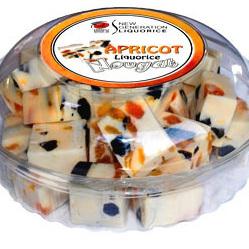 Apricot Liquorice Nougat