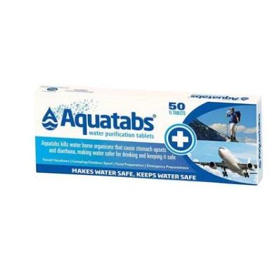AQUATABS Water Purify 50 tabs