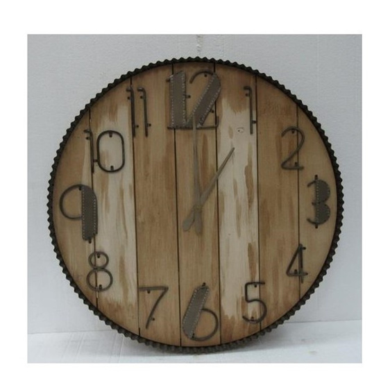 Archer Clock - Metal Frame - 82cmh