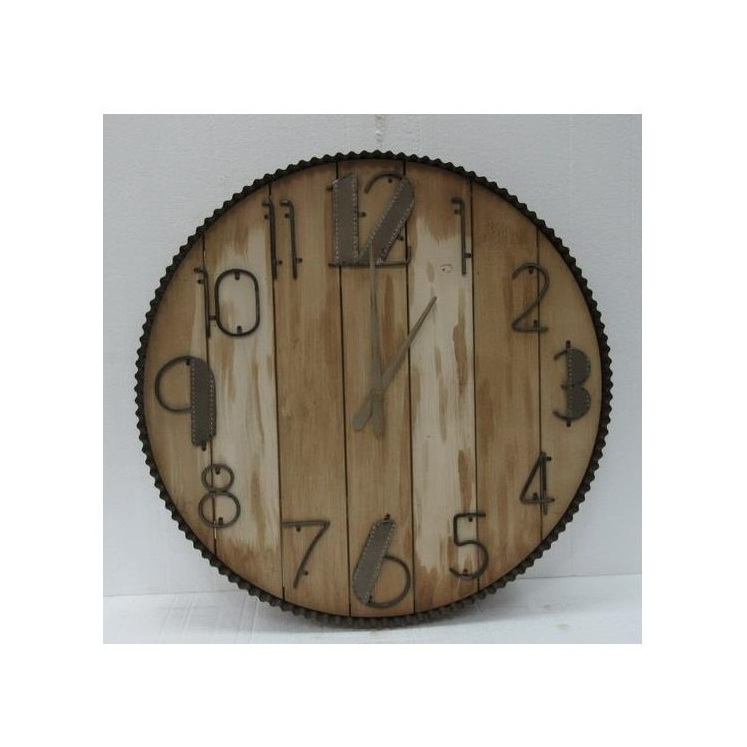 Archer Clock - Metal Frame - 82cmh