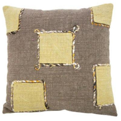 Archer Cushion - Mustard