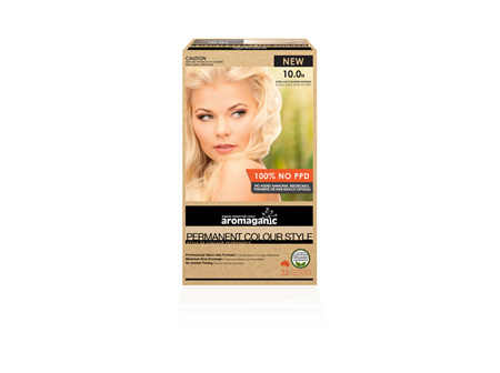 Aromaganic 10.0N Ultra Light Blonde