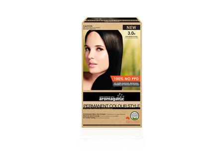 Aromaganic 3.0N Dark Brown