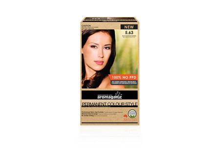 Aromaganic 5.63 Rich Chocolate Brown