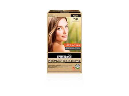 Aromaganic 7.30 Med Golden Blonde