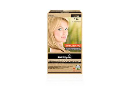 Aromaganic 9.0N Very Light Blonde
