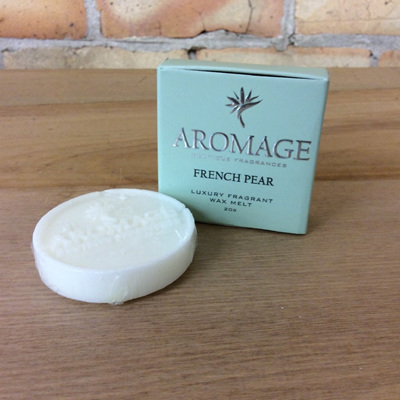 Aromage Wax Melt - French Pear