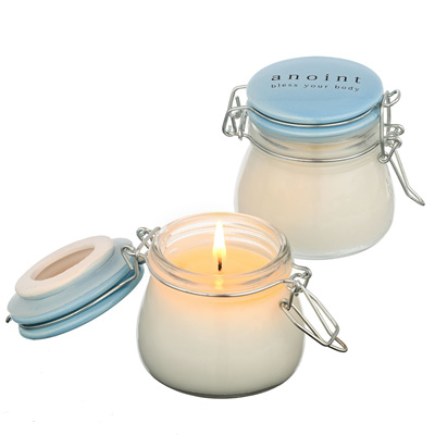 Aromatherapy  Soy  Candle  -  Floral