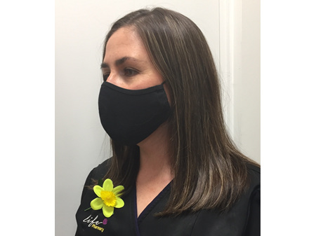 Arrow Flexible Facemask Adult Medium